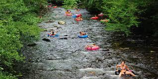 tubing green river