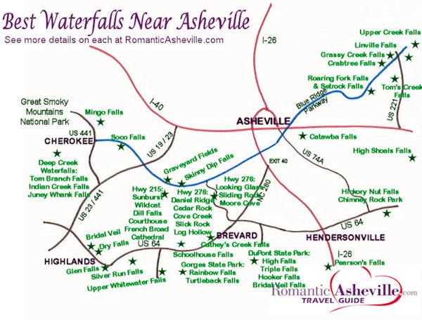 falls - best map